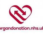 Logo of the UK organ donation website