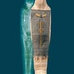 Mummy scan, Egyptian Mummy
